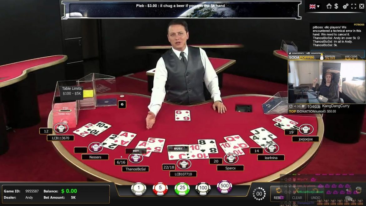 How to Make a Living Playing Blackjack in Casinos